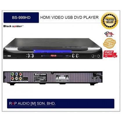 [BLACK SPIDER] BS-999HD  DVD PLAYER (HDMI/USB)